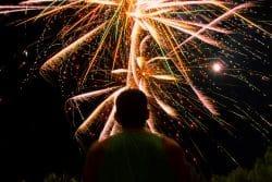 biggest fireworks