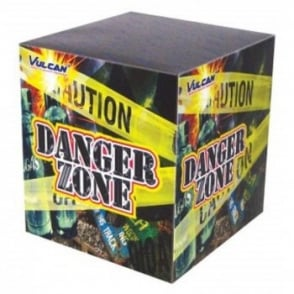 Danger Zone - 25 Shot firework