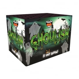 Ghoulish - 39 shot firework