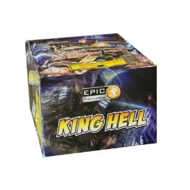 King Hell - 100 shot firework