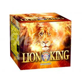 Lion King - 35 shot firework