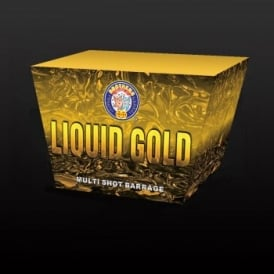 Liquid Gold - 35 shot Barrage