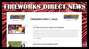 Fireworks Direct Blog