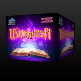 Witchcraft - 49 shot firework